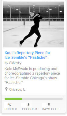 Donate or learn more about Kate's KickStarter for Ice-Semble