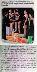 Kate in Oct. 2012 Issue of Skating Magazine