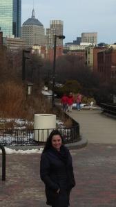 Kate McSwain in Boston