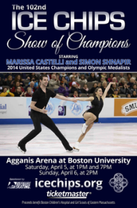 Poster for Ice Chips 2014