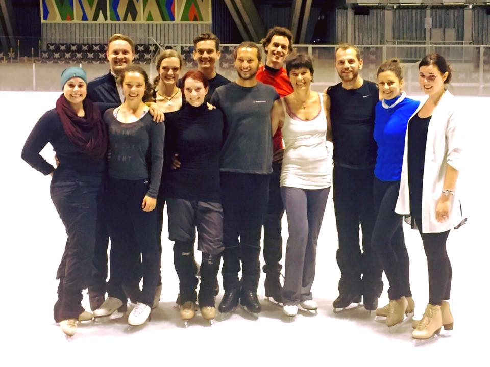 contemporary skating festival participants 2016